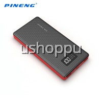NEW PINENG PN-963 10000mAh Lithium Polymer Power Bank