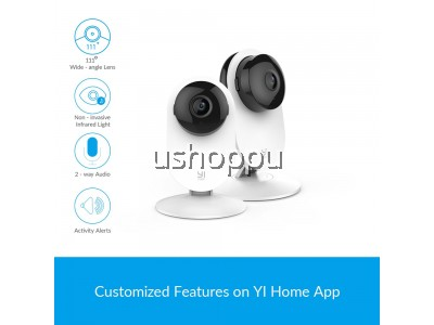 YI 1080p Home Camera Wireless IP Security Surveillance System Yi Official Store