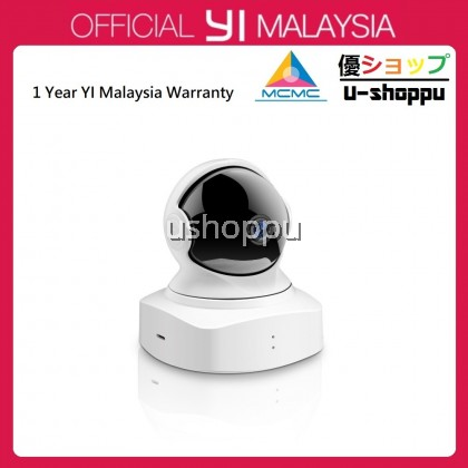 [Official Yi Malaysia Warranty] YI Cloud Dome Camera 1080P Full HD